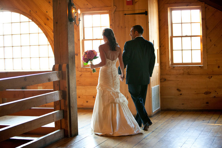 wedding pictures Red Lion Inn Cohasset